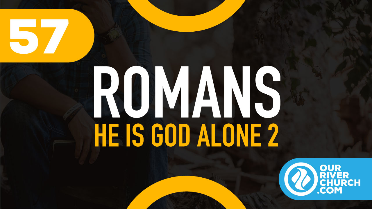 He Is God Alone 2